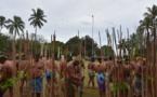 Les tū'aro mā'ohi passent entre les gouttes
