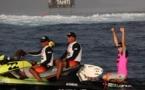 Adrian « Ace » Buchan vainqueur de la Billabong Pro Tahiti 2013