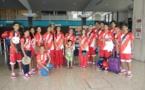 Taekwondo- La petite équipe de Taekwondo est partie aux mini Jeux du Pacifique à Wallis.