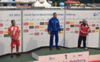 Paracanoe: Patrick Viriamu remporte l'argent au championnat du monde de Duisburg