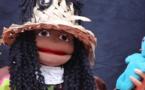 Étoiledaraignée, l'enthousiasmante marionnette