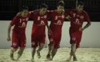 Beach Soccer : Tahiti gagne contre l'Argentine 6 à 4 !