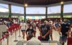 A Punaauia, le confinement ne freine pas la vaccination