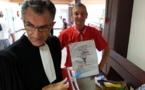 René Hoffer condamné pour avoir injurié le directeur de la CPS