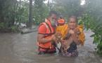 Le super typhon Chanthu menace les Philippines et Taïwan