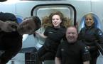 Après trois jours dans l'espace, succès complet pour la première mission privée de SpaceX