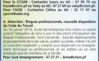 Infos CCISM N°65