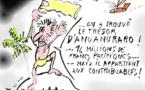 """Chasse au trésor : la """"petite aventure"""" coûte 14 millions de francs au contribuable"""