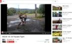 Fights sur YouTube : des centaines de milliers de vues pour les combats de rue