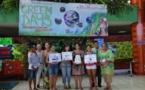 Green Days : 1230 visiteurs pour la semaine écolo de Punaauia
