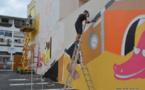 Le festival Ono'u s'attaque aux murs de la ville