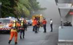 Incendie du CHPF : le parking souterrain entièrement fermé le temps des travaux