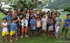 Anne-Caroline Graffe marraine du Village d'Enfant SOS