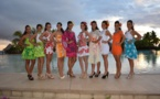 Miss Tahiti : Présentation des 10 candidates