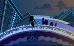 La légende de Hina en dessin animé