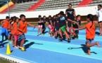 Journée sportive au stade Pater pour 600 élèves