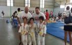 Compétition super silo pour les jeunes judokas
