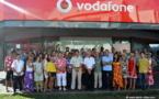 Vodafone souffle sa première bougie