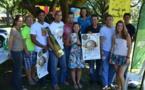 Grande Fête de la Musique familiale dans les jardins du Tahara'a
