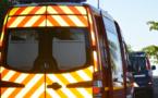 Une voiture percute une moto : deux blessés graves