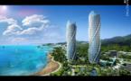Tahiti Mahana Beach : Forebase Group présente un projet à 110 milliards Fcfp