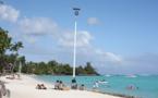 Score presque parfait pour les plages de Bora Bora