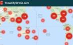 Voyager dans le monde et en Polynésie par drone