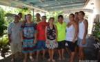 Mahina accueille ses 25 nouveaux CAE