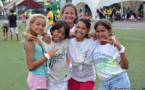 Plus de 1000 enfants ont participé à la Coupe du Monde des centres de vacances [PHOTOS]