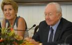 Le président Flosse met fin aux fonctions de Brigitte Girardin