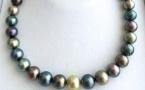 Un collier à 1 million pour créer le logo de la Tahitian Pearl Association of French Polynesia