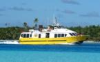 Leboucher promet une rentrée sans problèmes pour les élèves de Bora Bora et Maupiti