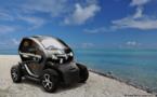 Bora Bora : Bientôt des voitures électriques louées aux touristes ?
