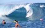 Billabong Pro Tahiti – Résumé jour 1 : Ca passe pour Michel, ça 'casse' pour Taumata ! (Diaporama)