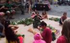 Un petit village français a vibré une journée au rythme des toere