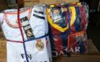 13 millions Fcfp de contrefaçons saisis par les douanes le mois dernier