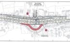 Aménagement du carrefour TAINA en 2x2 voies: Modification de la circulation du 20 au 22 août