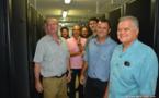 Le premier data center de Tahiti est conçu comme une forteresse