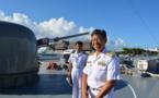 Les trois bateaux-école japonais vont visiter 13 pays du Pacifique