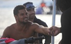 Billabong Pro : Michel Bourez se qualifie de justesse