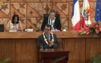 """Edouard Fritch annonce qu'il ira défendre """"l'autre voix"""" de la Polynésie à l'ONU"""