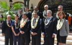 """Fritch présente dix ministres dont deux """"à devenir"""""""