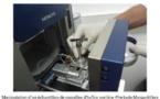 Un microscope électronique à l'Université de Polynésie française