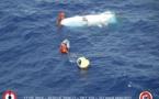 10 marins sauvés du naufrage après 17 heures en mer