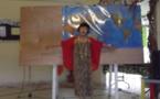 Une cantatrice chez les enfants du Village SOS