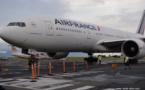 Grève à Air France : retard prévu dans le vol à l'arrivée de jeudi et de départ vendredi