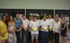GDF Suez accueille six jeunes en contrat d'alternance en métropole