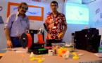 Les imprimantes 3D débarquent à Tahiti