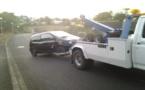 Une voiture boum-boum saisie par les gendarmes à Papara