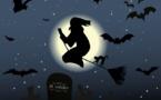Demain c'est l'heure du conte… de Halloween